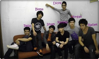Foto Foto SMASH Band Indonesia Terbaru