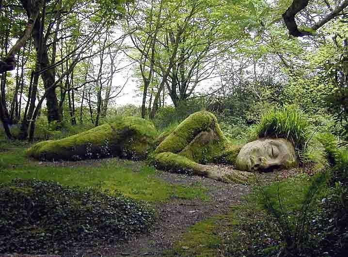Il piacere di viaggiare i fantastici giardini di heligan - Giardini fantastici ...