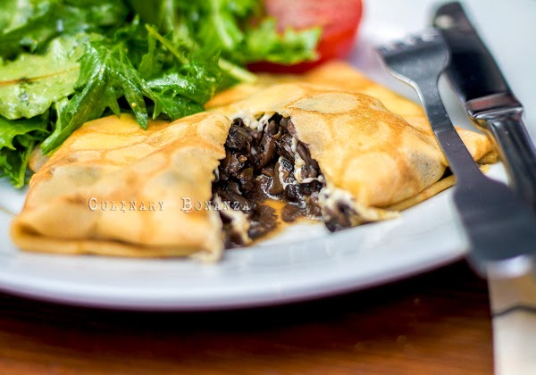 Crepe Champignons at PAUL Indonesia (Culinary Bonanza)