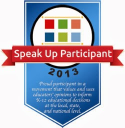 Speak Up Survey 2013