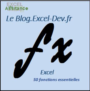 Fonction Excel : Fonctions de base