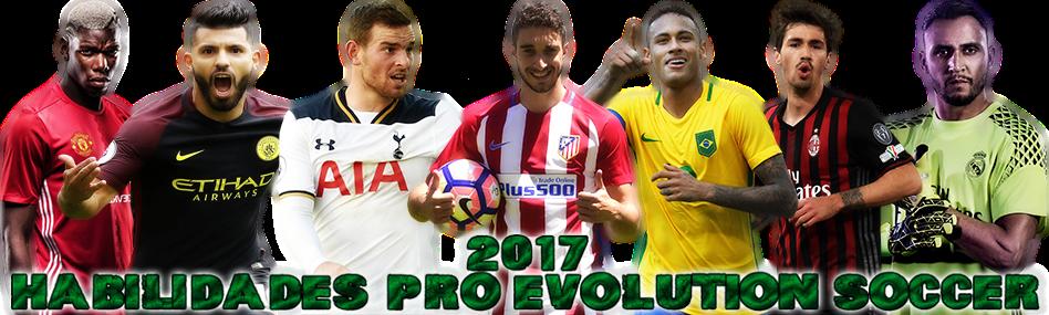 Habilidades Pro Evolution Soccer