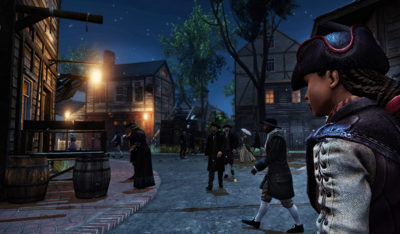 Assassins Creed Liberation HD PC Game Free Download