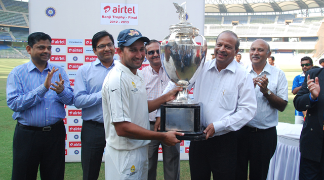 Ranji Trophy-2012-13