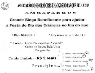 NOTÍCIAS DA AMOAPARQUE