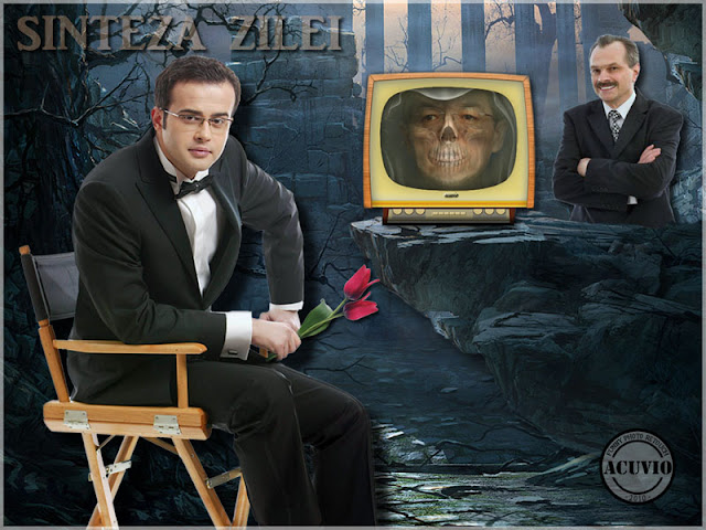 Mihai Gadea funny photo