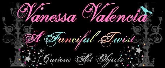 A FANCIFUL TWIST HOSTED BY VANESSA VALENCIA