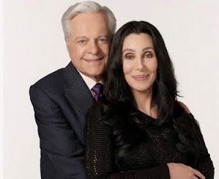 Cher and Robert Osbourne