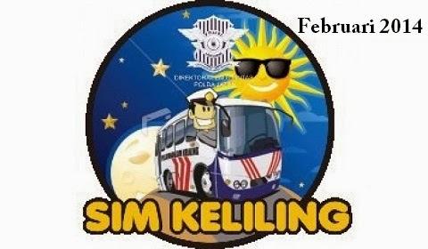 Jadwal SIM Keliling di Bogor Februari 2014