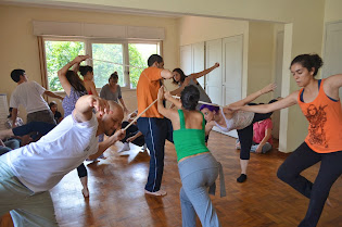 Dança Educativa (Laban)