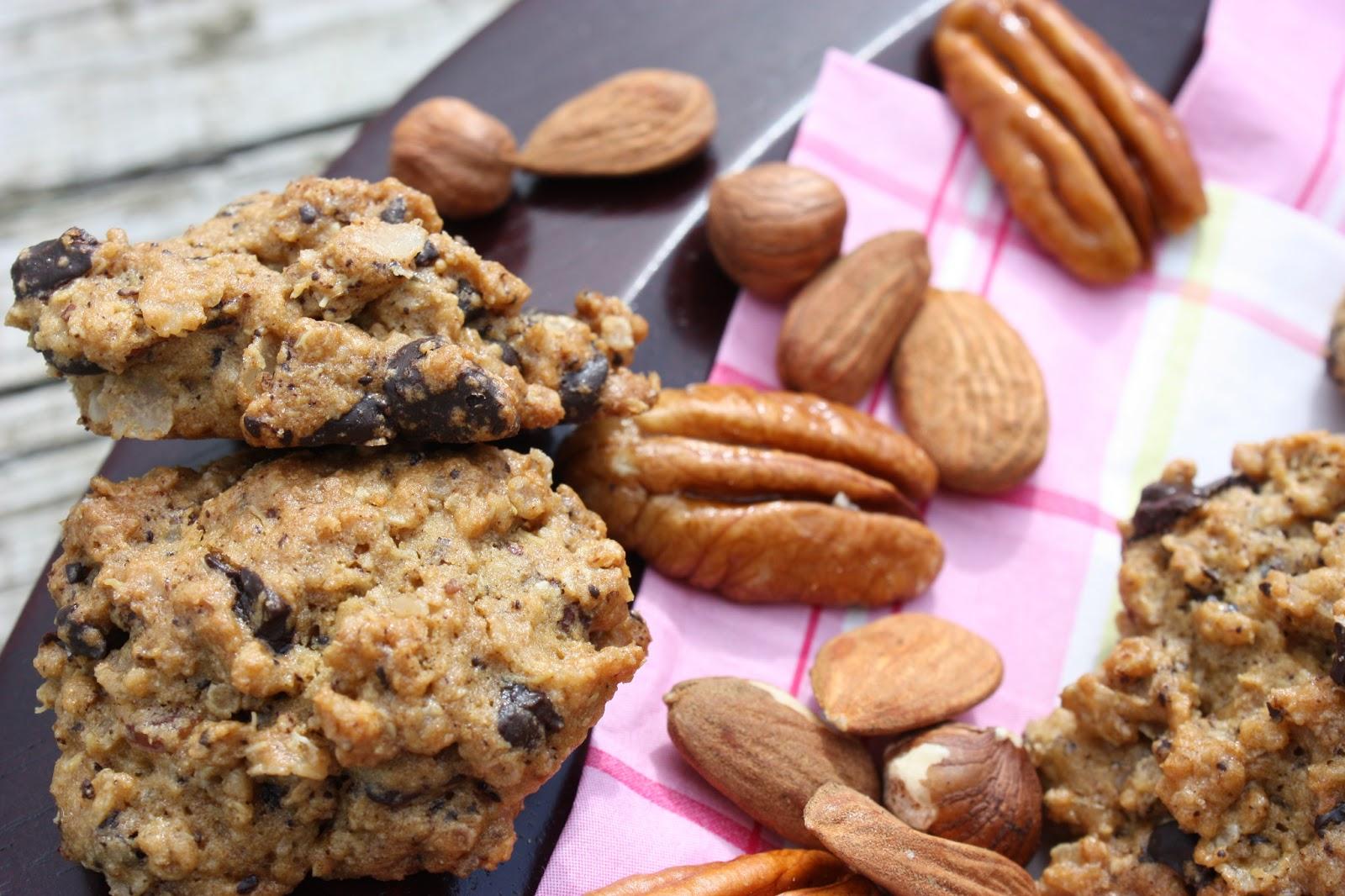 http://cocottechlorophylle.blogspot.fr/2013/05/mes-cookies-sans-beurre-et-sans-gluten.html