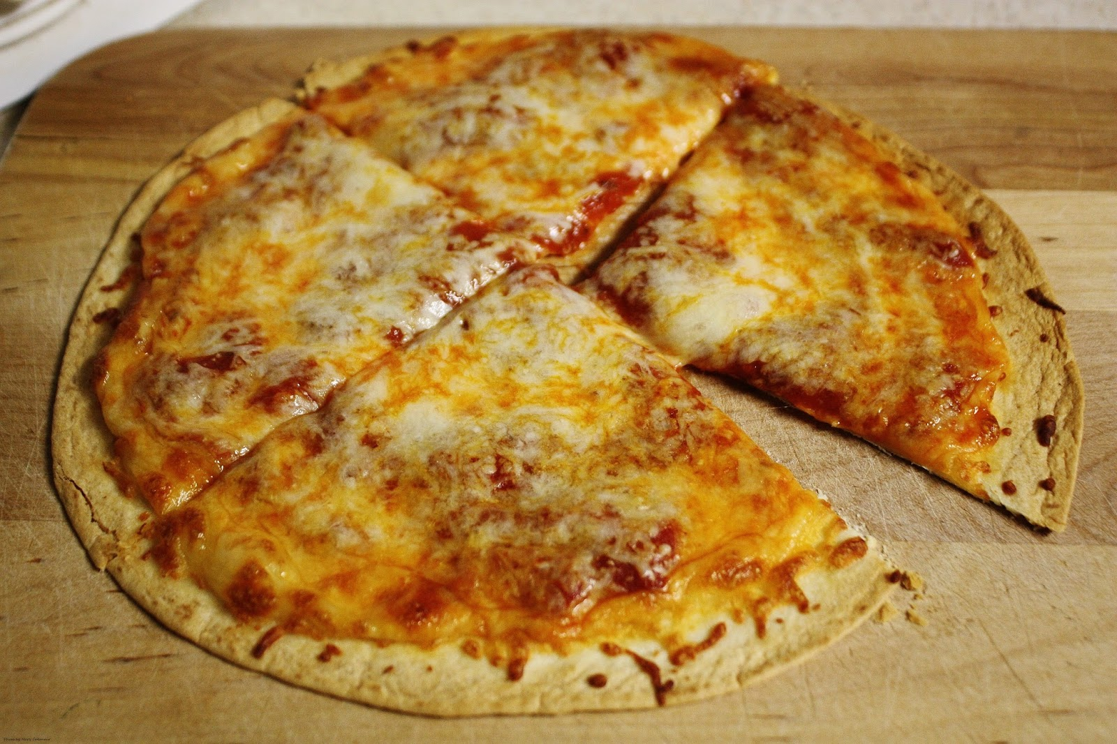 Tortilla Pizzas Recipes — Dishmaps
