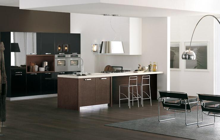 Decoraci n y afinidades cocinas modernas - Material para cocinas modernas ...