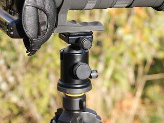 Kamerastativ med kulled