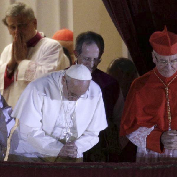Rezar pelo Papa