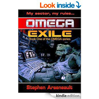 OMEGA Exile by Stephen Arseneault