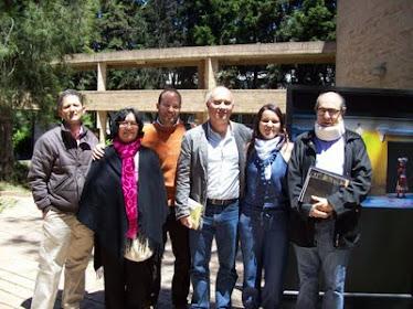 Encuentro de Crítica Literaria. U.N. Bogotá