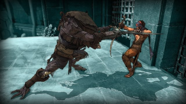 Prince of Persia PC Games Gameplay
