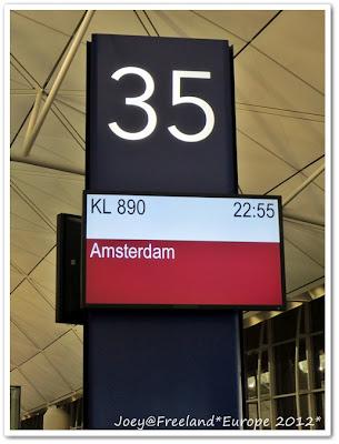 西歐十天鴨仔團 – DAY 1 & 2 荷蘭 -Part 1