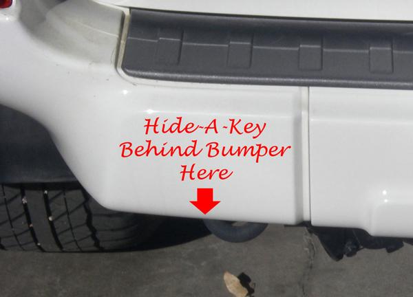 Best Magnetic Car Key Holder