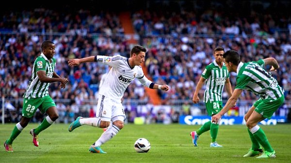 La Liga - Real Madrid v Real Betis