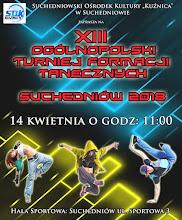 Turniej Formacji Tanecznych
