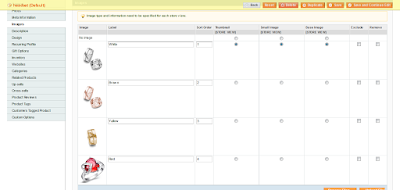 color swicher