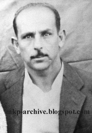 Δημήτρης 'Στρατή' Χατζηλάρκου (1927-1974)