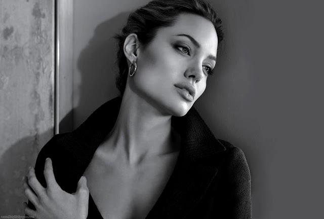 Angelina Jolie Beautiful Photo Shoot