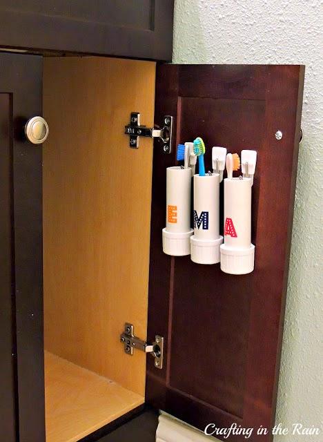Tu organizas 40 formas de decorar e organizar a casa com for Garajes organizados