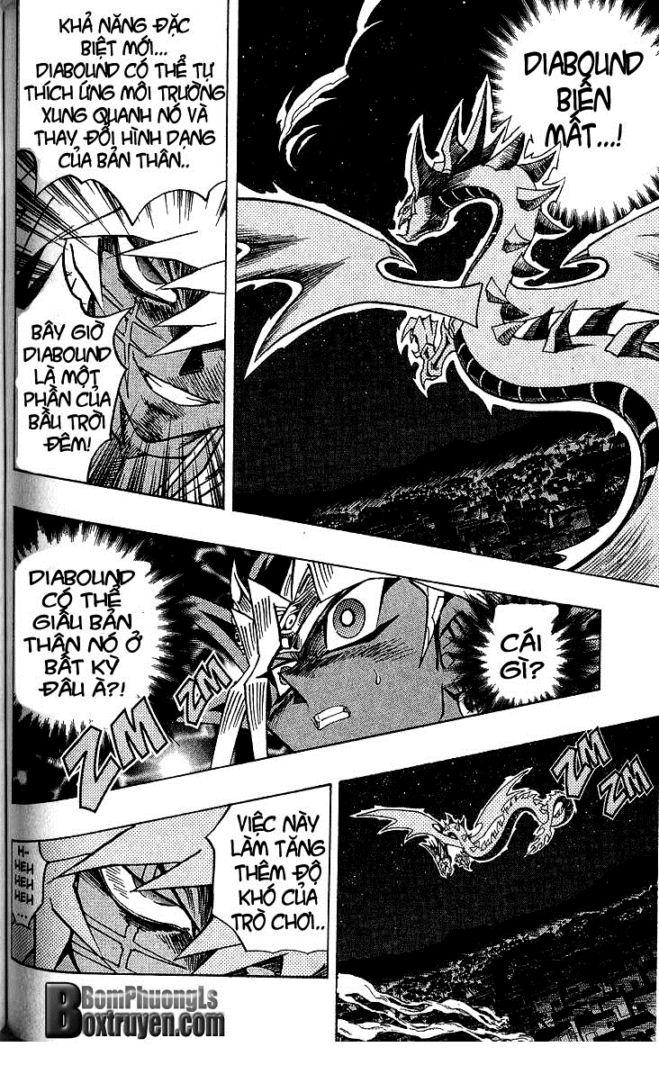 YuGi Oh – Vua Trò Chơi chap 301 Trang 16