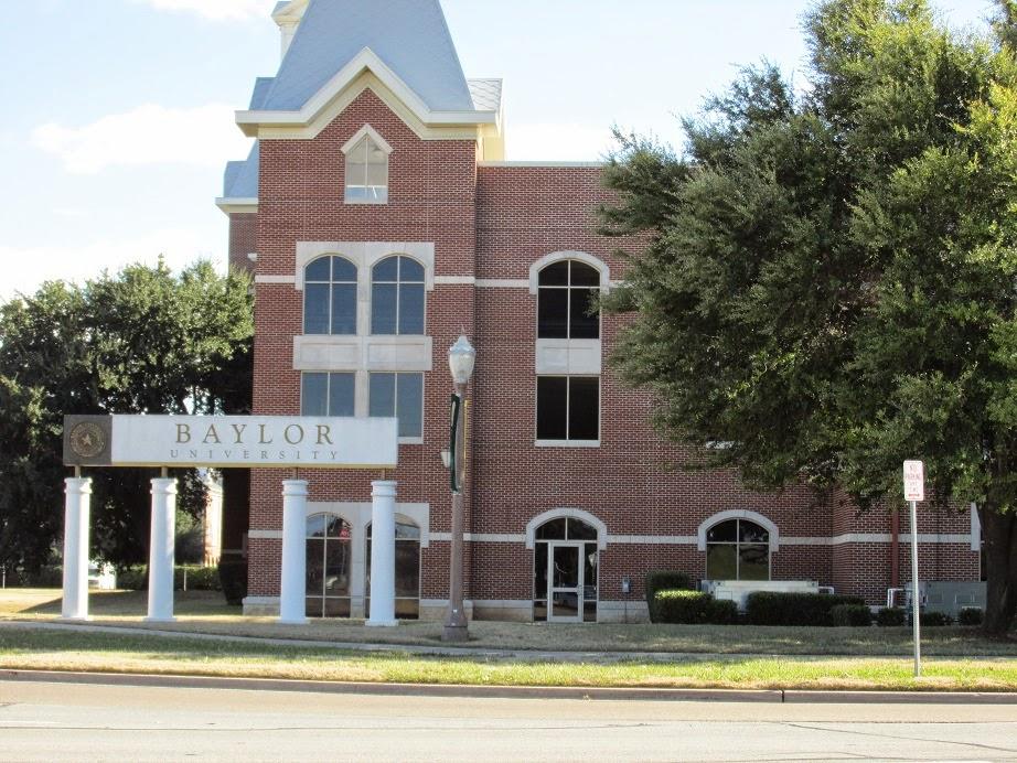 waco texas baylor university
