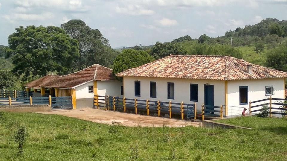 Fazenda onde nasceu o blogueiro. Foto Luis Fernando Gomes