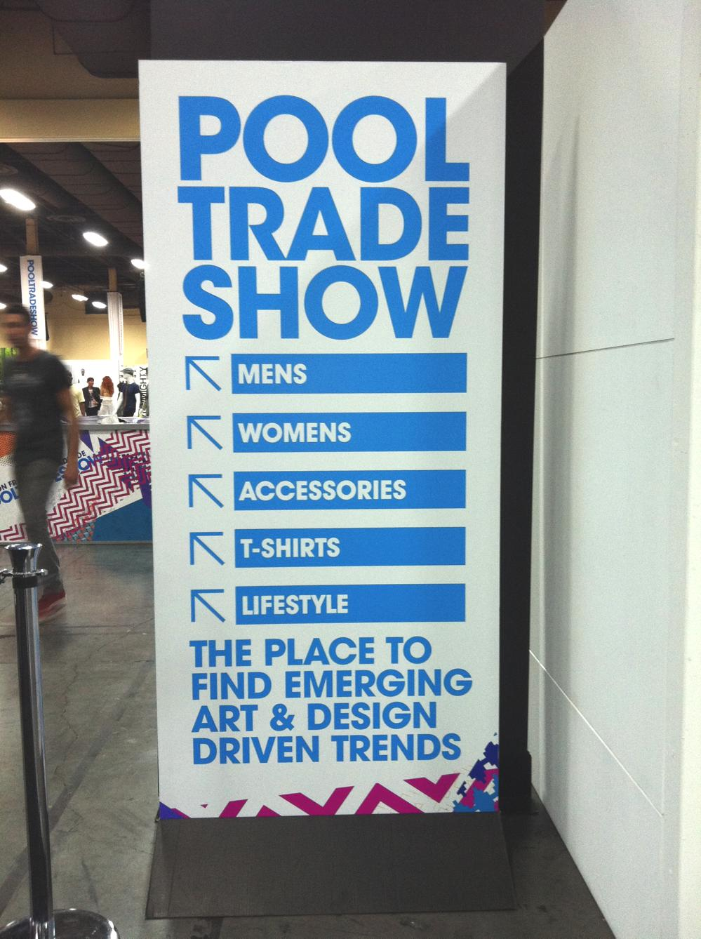 Always on the hunt apparel trade shows las vegas a roundup for Pool trade show vegas
