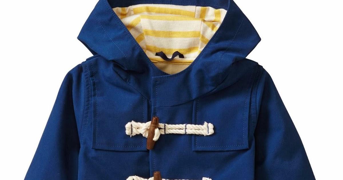 Paddington 2 >> The Terrier and Lobster: Paddington Bear for babyGap