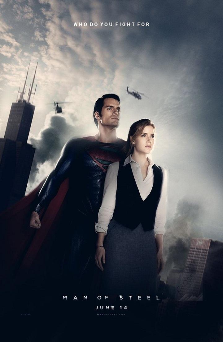 Superman Movie Man of Steel