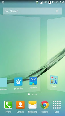 SO Launcher - Galaxy Launcher Prime v1.8 APK Android