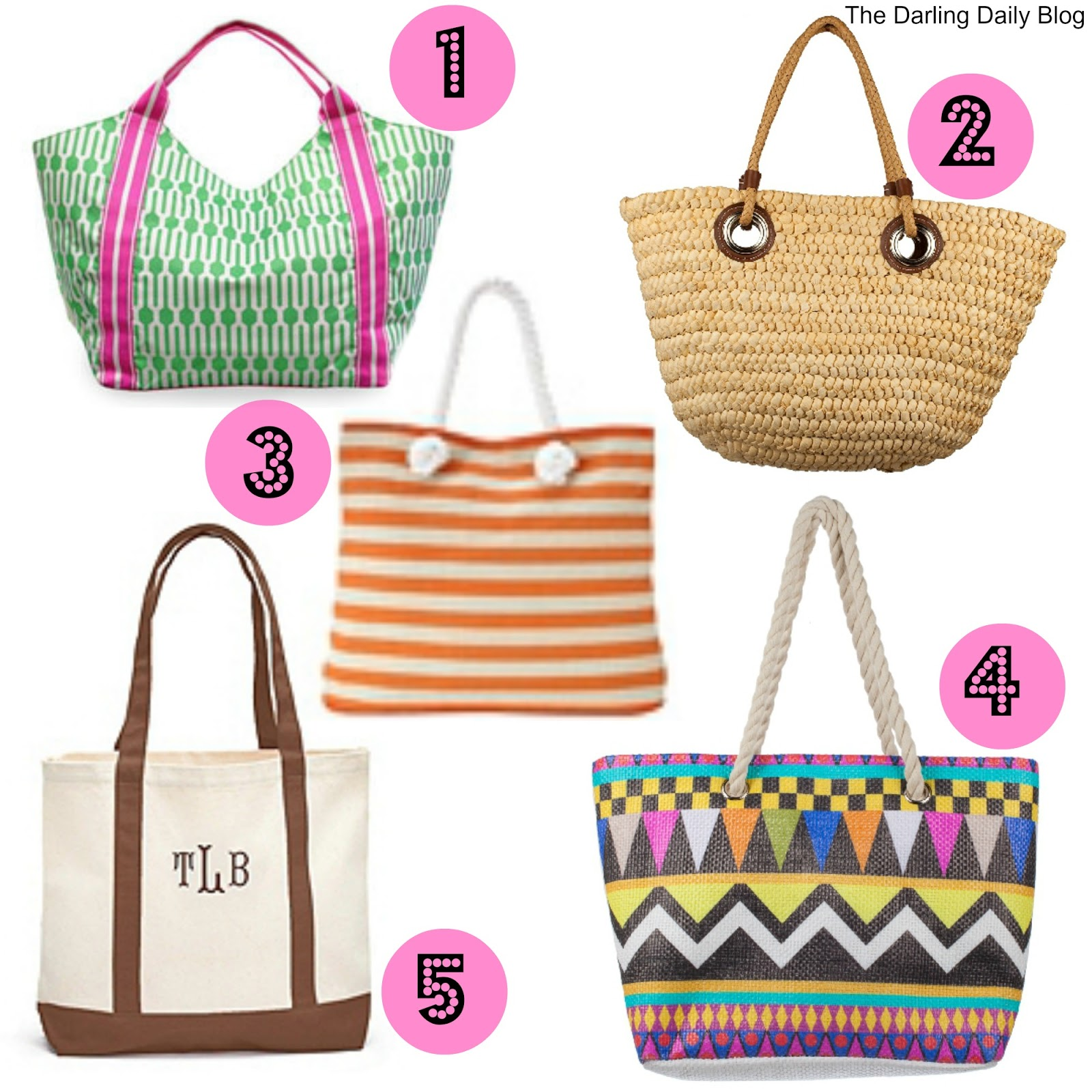 The Perfect Beach Tote [Guest Post] |Livin' and Lovin'
