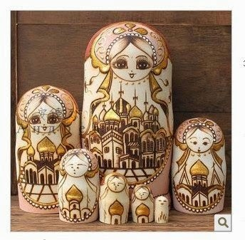 Russian Doll Giveaway