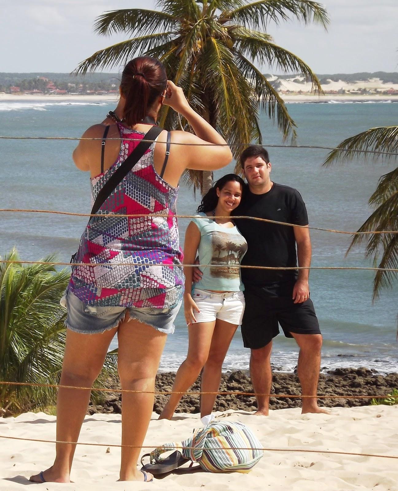 Retratos em Genipabu | Natal RN | Selfie