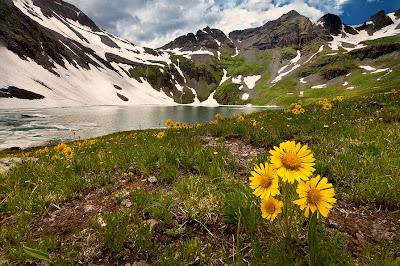 Mountains beautiful landscape - Hermoso paisaje en las montañas