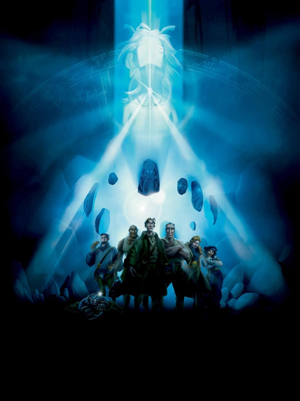 Atlantis el imperio perdido juguetes