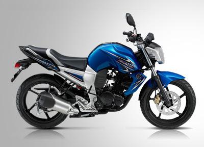 Yamaha Byson 2013 Biru