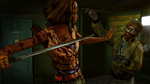 The Walking Dead: Michonne - Episode 1 - PC (Download Completo em Torrent)