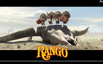 #11 Rango Wallpaper