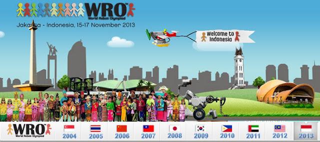 WRO Indonesia 2013