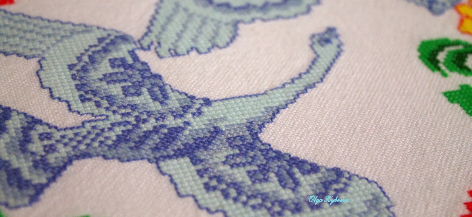 подбор ниток к вышивке царевна лебедь ключ к схеме