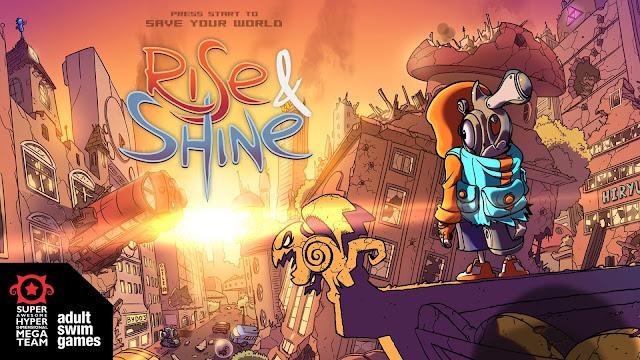 Impresiones con Rise & Shine, un plataformas de acción y puzle 2D que deberías tener en tu punto de mira