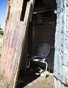 Bucket Toilet in Mangaung.
