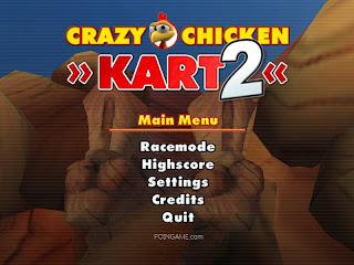 Download Crazy Chicken Kart 2